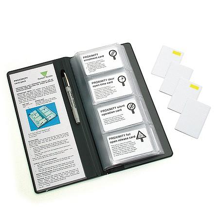 Balík uživatelských čipů - verze se žlutými kartami