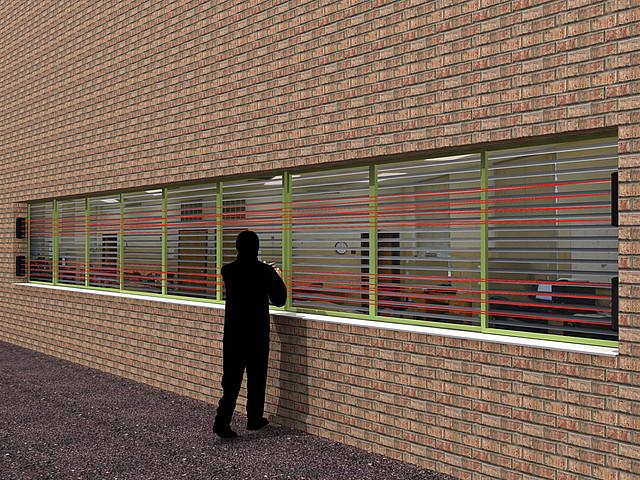 Díky perimetrii odhalíte narušitele předtím, než se dostane do objektu