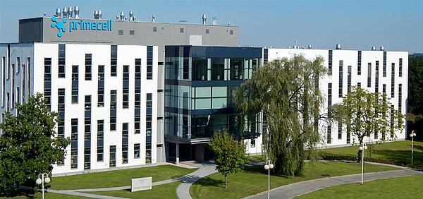 4Medical Innovations Ostrava - biomedicínské translační centrum regenerativní medicíny. Jeho bezpečnost je zajištěna i systémem Dominus Millennium