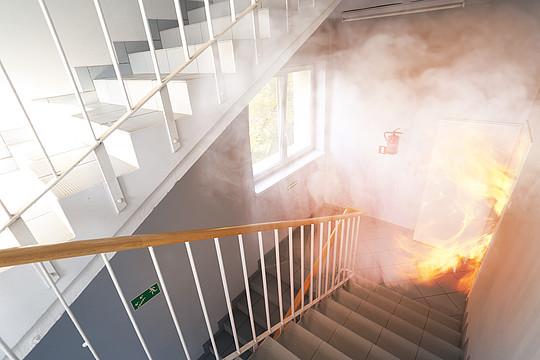 Požární hlásiče AVENAR 4000 umožňují přesnou detekci požáru v různých prostředích