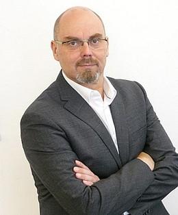 Pan Aleš Dostál, zástupce společnosti Pelco, nám představil jejich nové produkty
