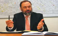 Klaus Altmeyer, vedoucí oddělení technické bezpečnosti ve společnosti BASF