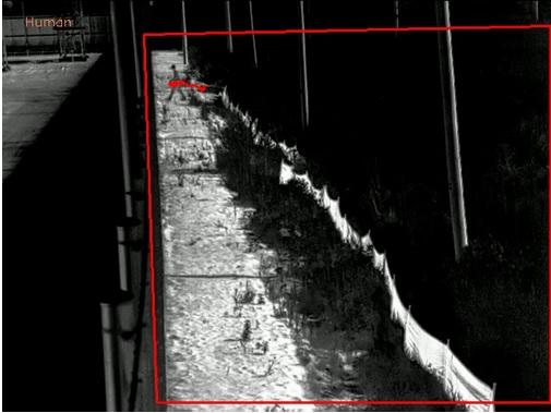 Kamery FLIR FC-Series ID poskytují vysoce výkonnou detekci narušení