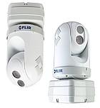 Bezpečnostní termokamery FLIR - Série D