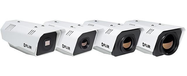Termokamery FLIR FC-Series ID mají rozšířenou nabídku objektivů