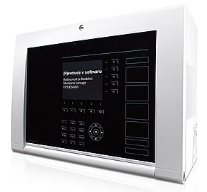Dotykový zobrazovací a ovládací panel systému EPS ESSER