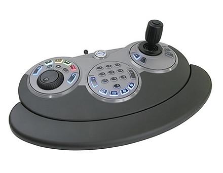 Multifunkční ovládací klávesnice od společnosti Pelco