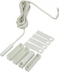 MAS 303 – povrchový plastový 4drátový magnetický kontak se sabotážní smyčkou