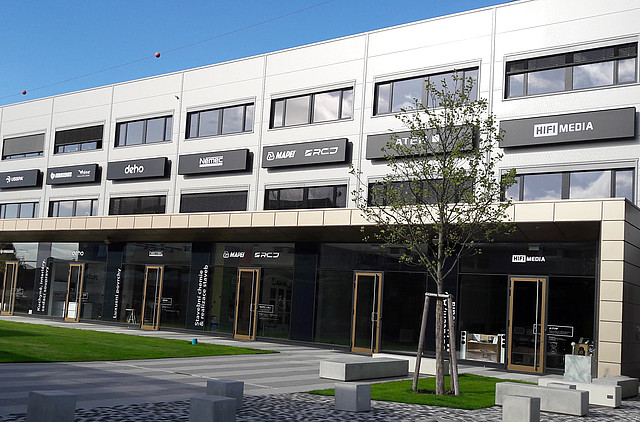 Dominus Millennium zajišťuje zabezpečení na objektu Centrum bydlení a designu Kaštanová v Brně