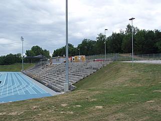 Testovací místo systému Sioux v areálu sportoviště VUT