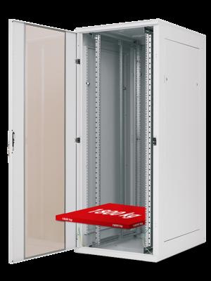 Společnost Tritón nabízí široké možnosti při volbě vlastností u všech datových rozvaděčů – u typu RDA nově navýšila maximální nosnost na 1 800 kg