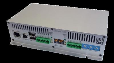 Dvoukanálová vyhodnocovací jednotka disponuje TCP/IP rozhraním