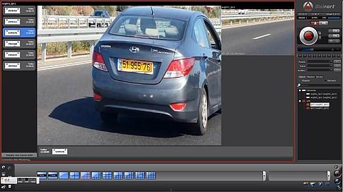 Díky automatickému rozpoznávání SPZ vozidel budete mít přehled o projíždějících vozidlech