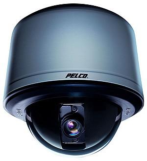 Dome kamera Spectra VI - kouřová