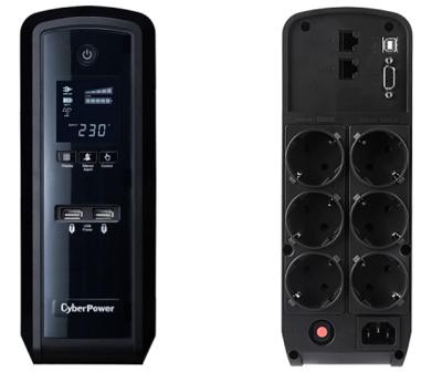 CyberPower PFC Sineware 1500 VA/900 W