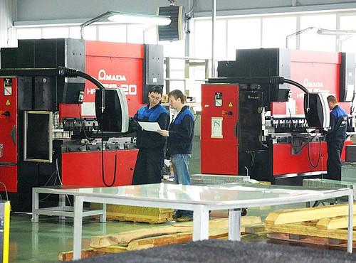 Vyřezání kovových plátů na kovoobráběcích strojích