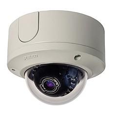 Společnost Pelco nabízí celou řadu kamer s IK10