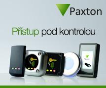 Přístupový systém Paxton