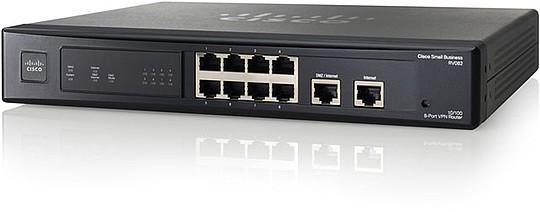 RV082 je VPN router od společnosti CISCO