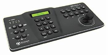 Hardwarová CCTV klávesnice pro snadné ovládání kamer a softwaru Digifort