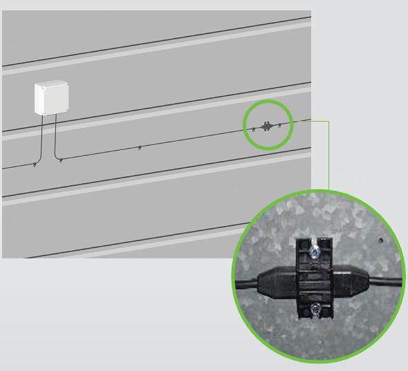 Detekční systém G-Wall