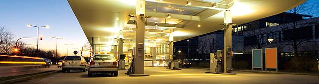 HD.CCTV využijete i na čerpacích stanicích