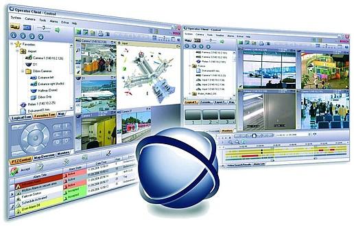 Systém BVMS je navržen pro práci nejen s produkty Bosch, ale i produkty třetí strany v souladu standardu ONVIF S
