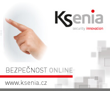 ksenia bezpečnost online