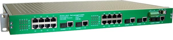 Páteřové switche od firmy Metel