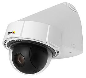 Otočná kamera AXIS P5414E s integrovaným uchycením na stěnu
