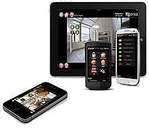 KSENIA - přístup z mobilních platforem