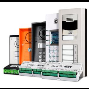 Ukázka produktů 2N®, které lze zapojit do systému s 2N® 2Wire.