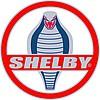 Logo automobilky Shelby