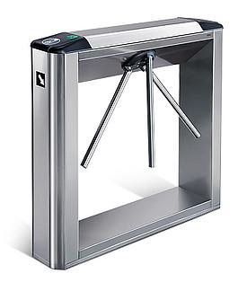 Box-tripodový turniket - trojnožka s mohutnější základnou