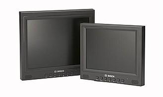 8,4'' LCD monitor UML-080-90 a 10,4'' LED monitor UML-102-90 značky Bosch Advantage Line