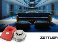 Adresovatelné signalizace Zettler