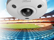 Unikátní kamery Dahua fisheye