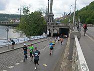 ABBAS běhá Maraton