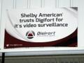 Digifort v americkém Shelby