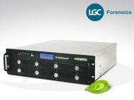 Série Smatrix certifikována podle LGC Forensics