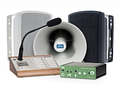 SIP Speaker Horn - venkovní reproduktor s podporou IP