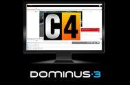 Integrovaný bezpečnostní systém Dominus3 spolupracuje s grafickou nadstavbou C4