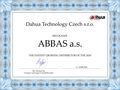 ABBAS získal ocenění nejrychleji rostoucího distributora značky DAHUA