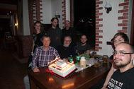 ABBAS slavil 22.narozeniny