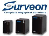 Surveon: Ideální řešení malých a středních IP kamerových systémů