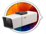 IP kamery JVC pro špatné světelné podmínky