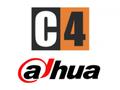 Grafická nadstavba C4 podporuje kamery Dahua