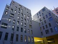 Moderní bytový dům a IP komunikace